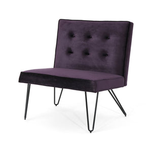 Darius Modern Armless Chair