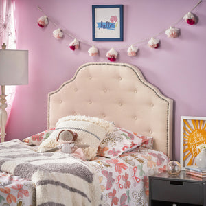 Newbury Fabric Kid's Twin Headboard