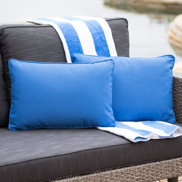 Cornelius Outdoor Rectangular Water Resistant Pillow (Set Of 2)
