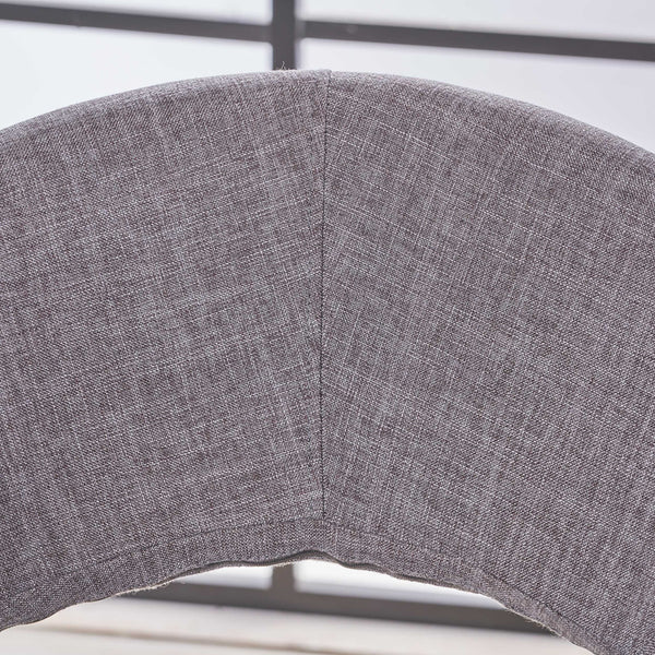 Kaylana Fabric Modern Dining Chair (Set Of 2)