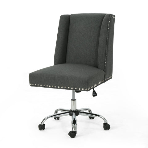 Cheshire Home Office Fabric Desk Chair