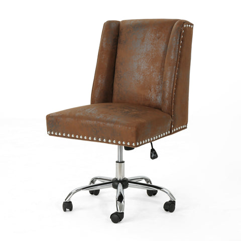 Cheshire Home Office Microfiber Desk Chair
