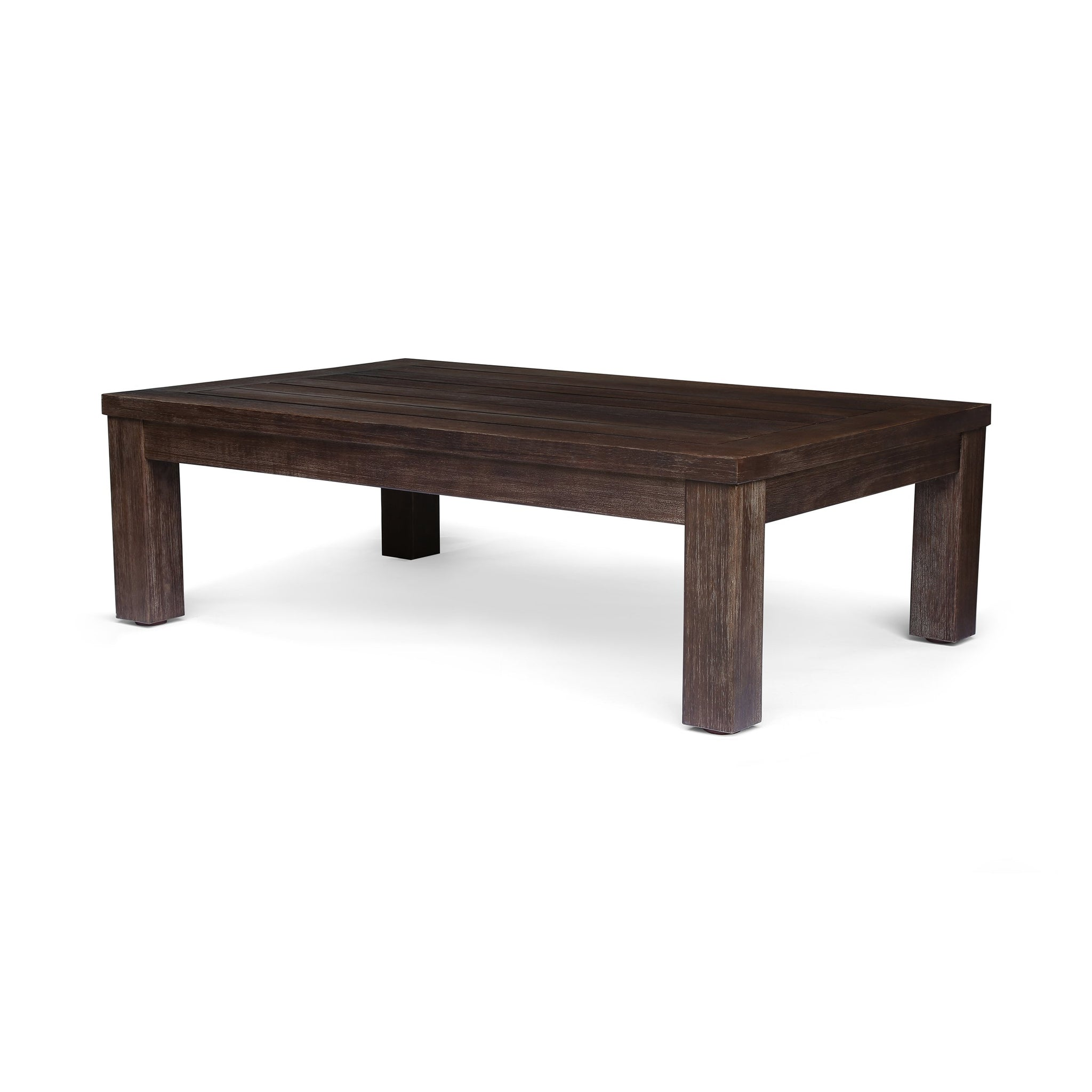Desiree Outdoor Acacia Wood Coffee Table