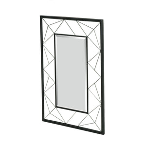 Avellino Glam Rectangular Wall Mirror