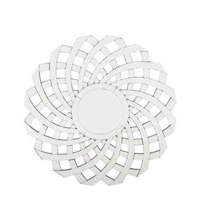 Sabine Glam Flower Wall Mirror