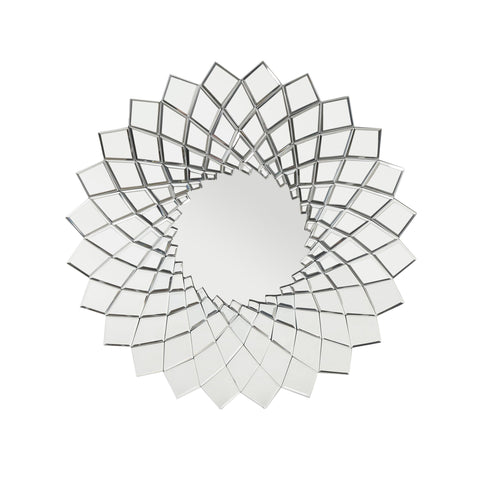 Tylan Glam Sunburst Wall Mirror