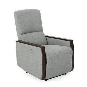 Boxford Motorized Fabric Power Recliner