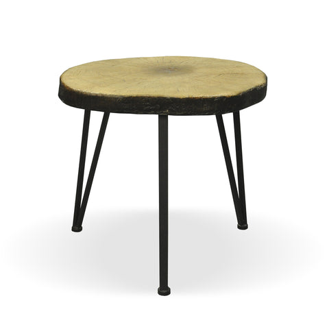 Tyburn Industrial Concrete Side Table