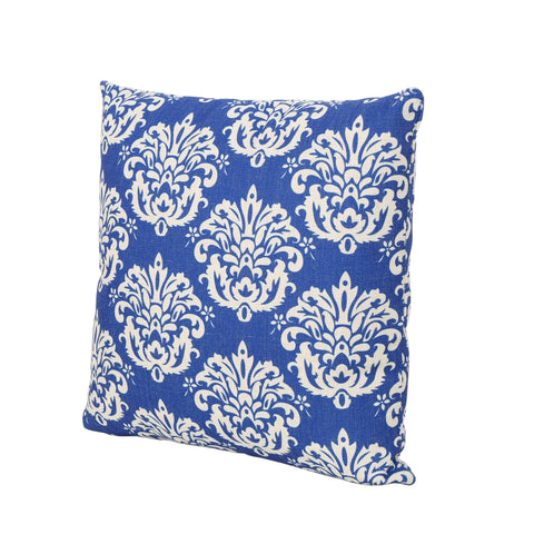 "Tegan Outdoor Water Resistant 18"" Square Pillow"