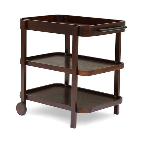 Pietro Valley Patio Bar Cart