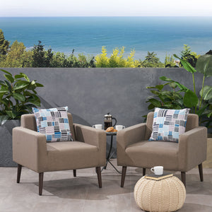 Alton Outdoor Upholstered Club Chairs