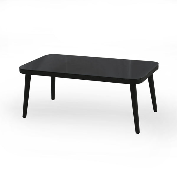 Alton Outdoor Coffee Table With Tempe Glass Top