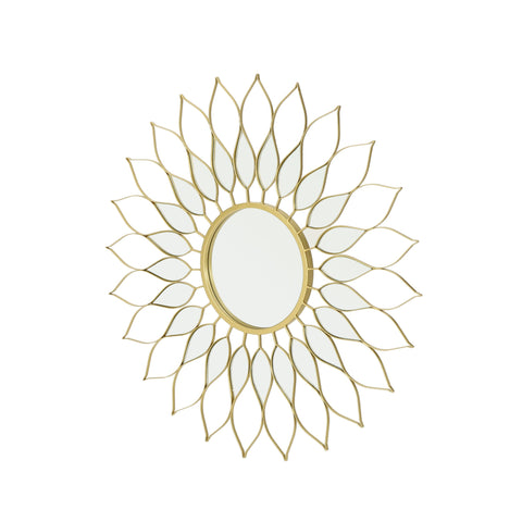 Alga Glam Flower Wall Mirror