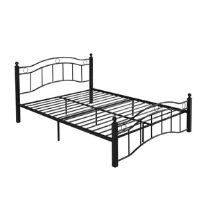 Bordeaux Queen-Size Bed Frame