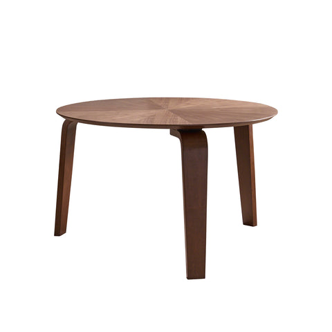 Flossie Dining Table | Color: Brown, Color: Walnut