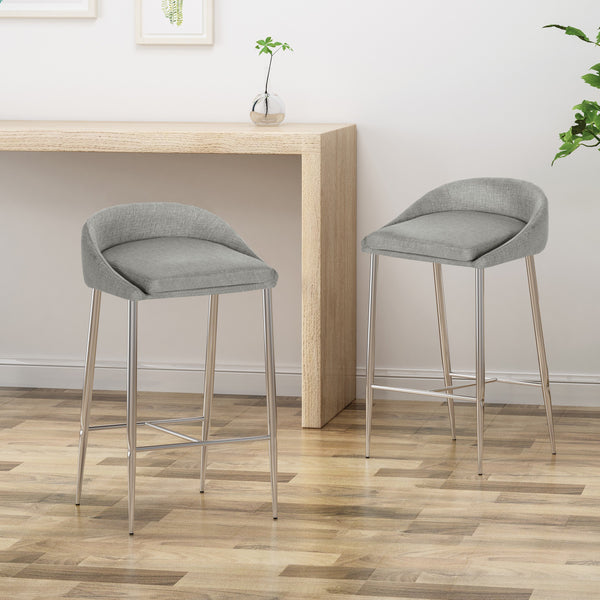 Balthazar Upholstered Counter Stools