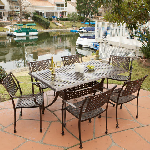 637162472293 Sierra 7pc Dining Set