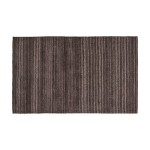 Dover Transitional Wool 5 X 8 Area Rug | Color: Gray, Color: Charcoal