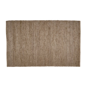 Honolulu Boho Hemp Area Rug | Color: Natural
