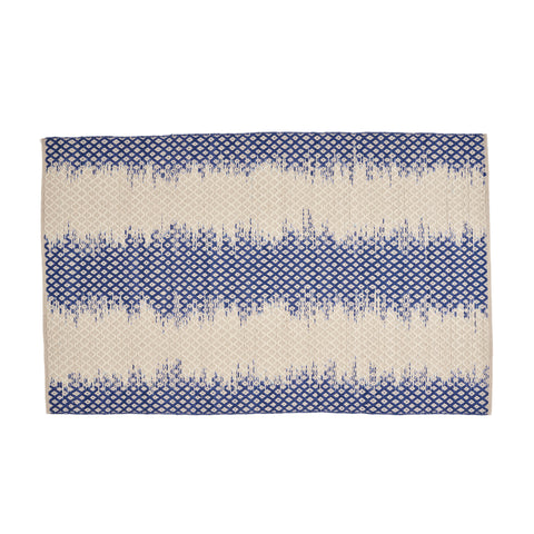 Kent Transitional Wool Area Rug | Color: Blue