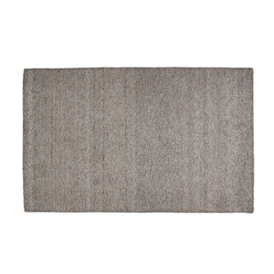 Mayhill Modern Wool And Viscose Area Rug | Color: Blue, Color: Blue