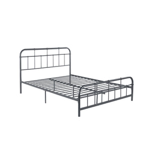 Bernette Queen-Size Iron Bed Frame