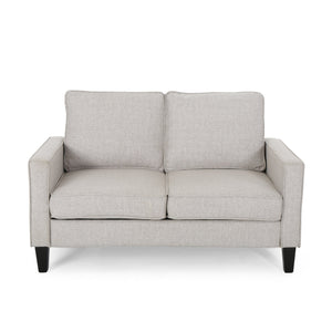 Canterbury Traditional Fabric Loveseat
