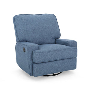 Crestline Glider Recliner With Swivel