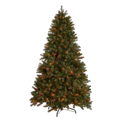 4.5 Mixed Spruce Pre-Lit Or Unlit Artificial Christmas Tree