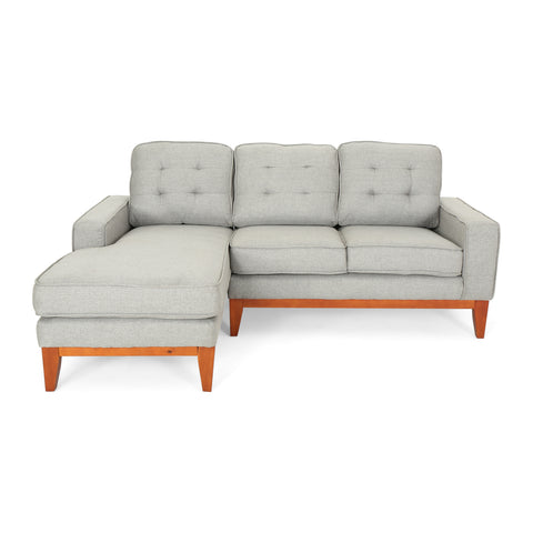 Waverly Chaise Sectional Sofa Set