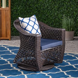 Bettyhill Patio Swivel Chair