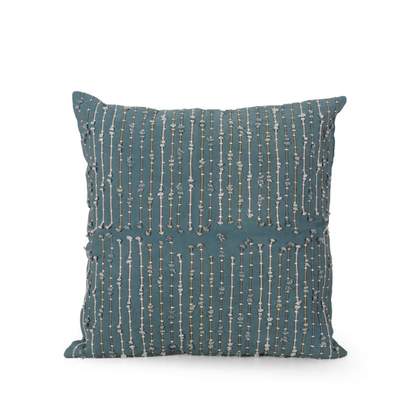 Amherst Cotton Throw Pillow