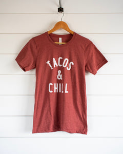 Taco Tee - Red
