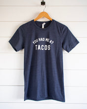 Load image into Gallery viewer, Taco Tee - Blue