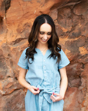 Load image into Gallery viewer, Denver Jumpsuit - Light Denim
