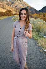 Load image into Gallery viewer, Parker jumpsuit - maroon
