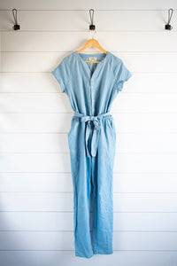 Denver Jumpsuit - Light Denim