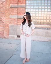 Load image into Gallery viewer, Hayes Jumpsuit - Gray
