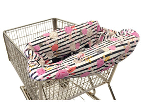 Ritzy Sitzy shopping trolley and high chair cover - Various