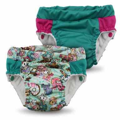 Lil Learnerz Training Pants & Swim Nappy - tokiTreats