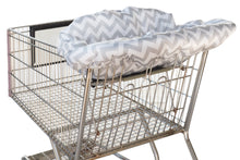 Load image into Gallery viewer, Ritzy Sitzy shopping trolley and high chair cover - Various