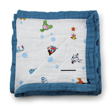 Load image into Gallery viewer, Limited Edition Tokidoki x Kangacare Blanket - tokiSea