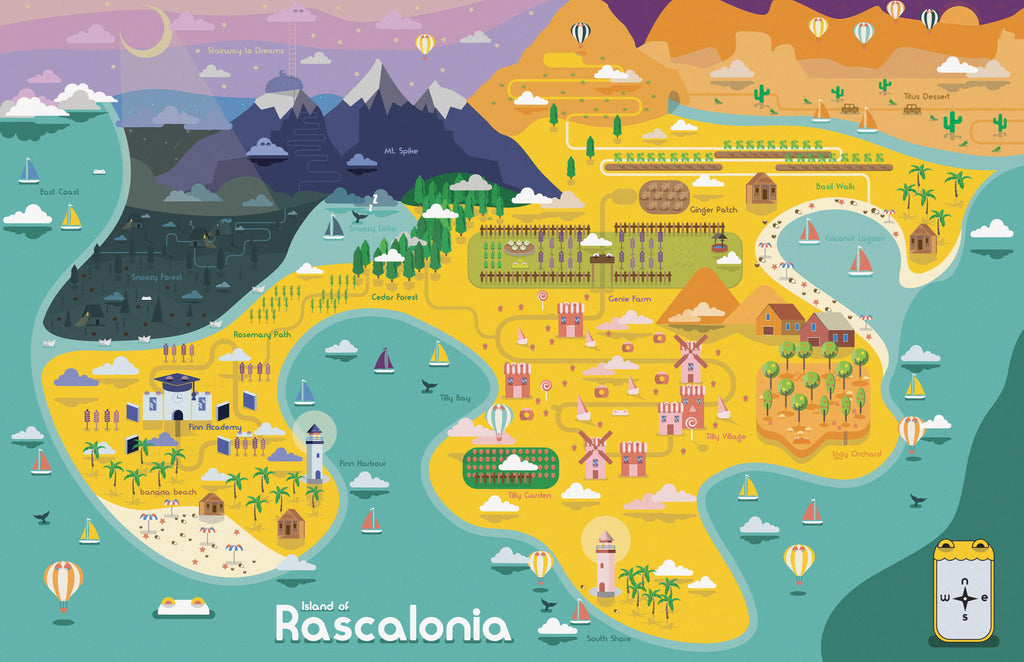 Welcome to Rascalonia!