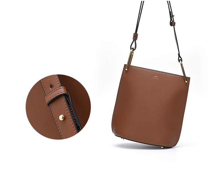 Vintage Chic Shoulder Bucket Bag - 2 Shades