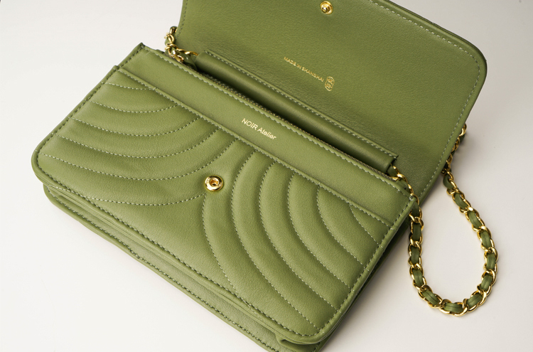 Limited Edition Calfskin Mini Chain Bag - 6 Shades