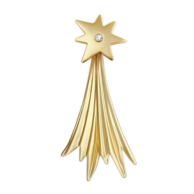 The Shape of Wish Brooch Pin