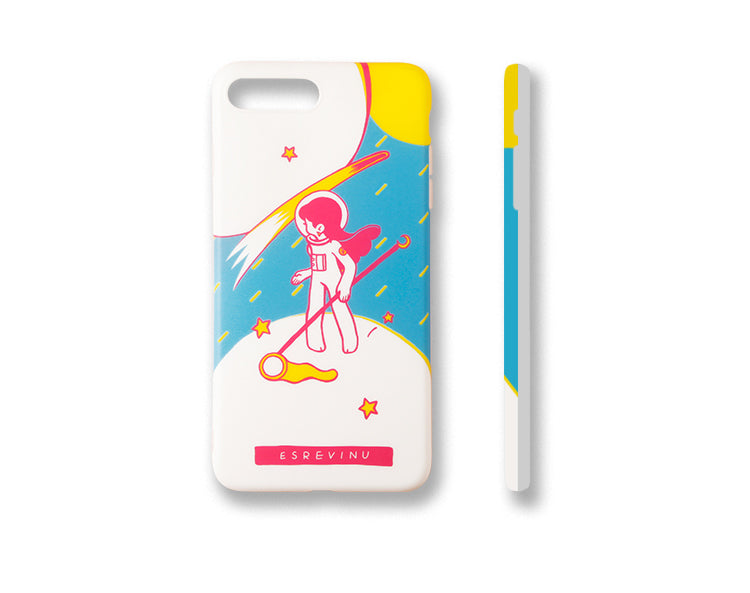 Illustration Phone Case - Chasing Stars