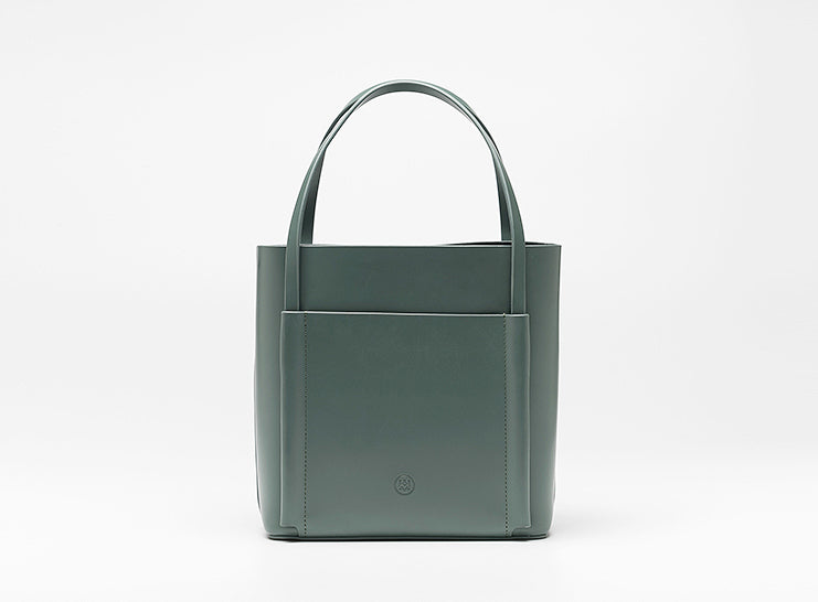 Classic Mid Tote Crossbody Bag - with Inner Pouch - AHED Project