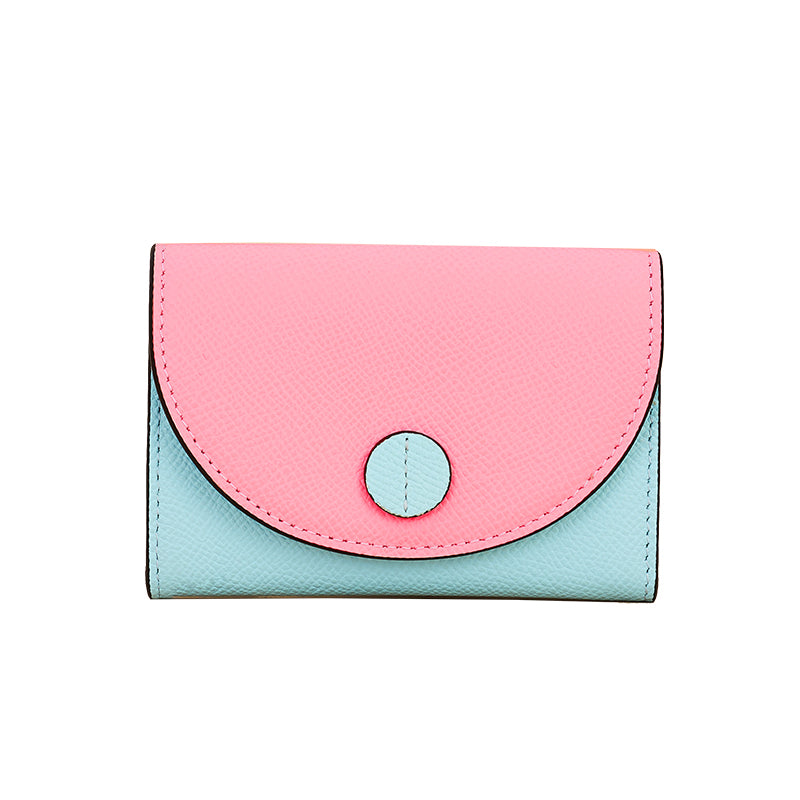 Candy Color Blocks Card Case/Wallet - AHED Project