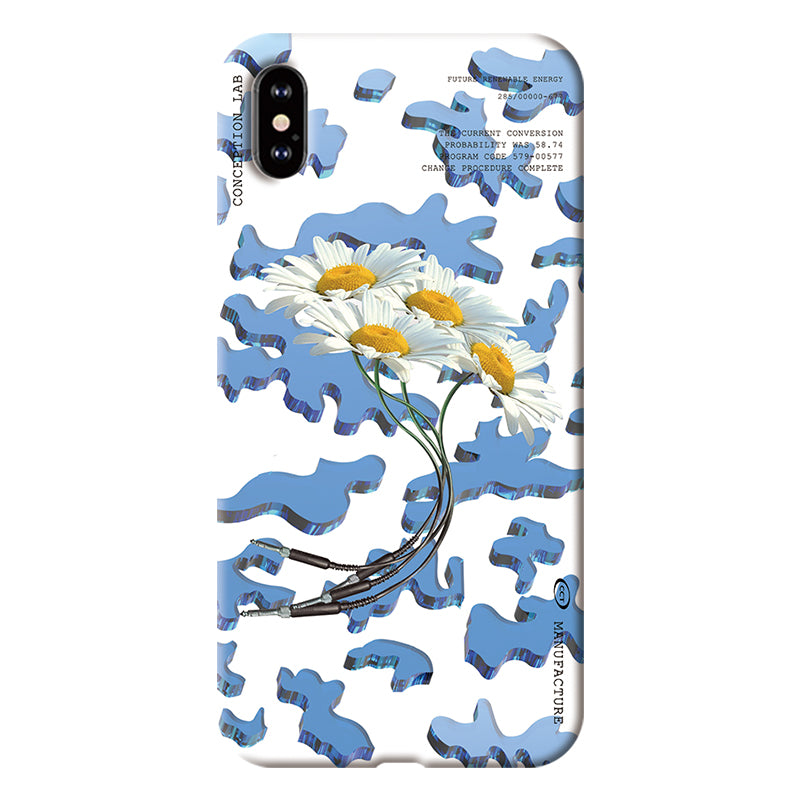 Conception Lab Original - DAISY [Shockproof Soft TPU Phone Case]